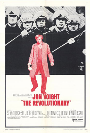 The Revolutionary poster