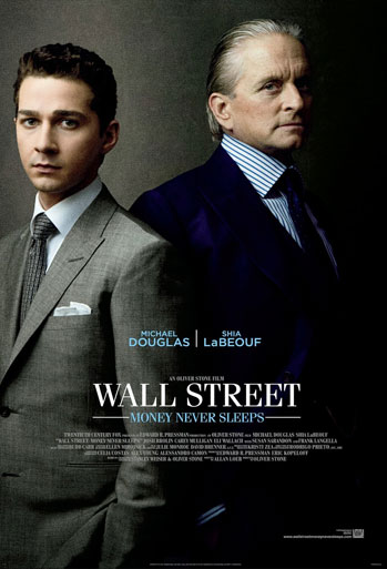 Wall Street: MNS poster